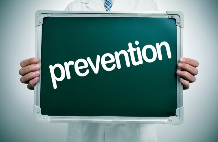 prevention sign